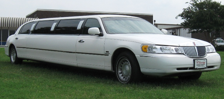 Classy Limo Service Home Page
